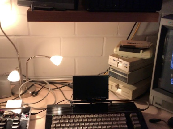 C64 Reloaded Mk2 SID Umschaltung (6581&8580)
